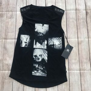 NWT Women's Rock & Republic Tank Top - XS